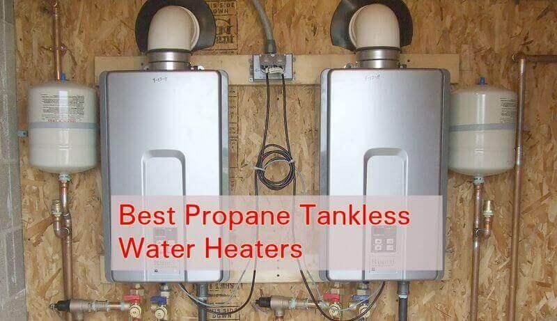 best propane water heater