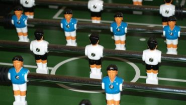"Swivel Combo Table Pinty 48"" Professional Foosball Table"