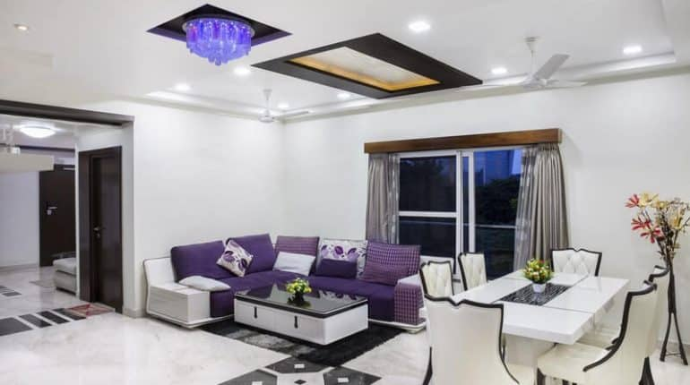 Infini Furnishings Sleeper Sectional Sofa for Small space