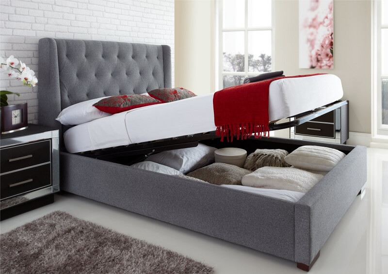 Best Divan Bed with Storage Underneath - Best Storage Underneath Beds
