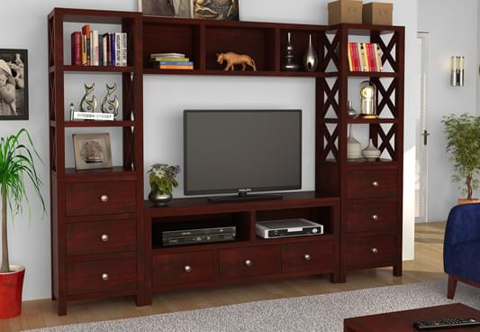 Tv Stand Designs And Prices In Chennai : 5 black glass corner tv stand for entertainment & storage cabinets